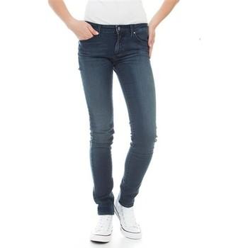 Abbigliamento Donna Jeans skynny Wrangler Molly River Washed W251ZB33T blue
