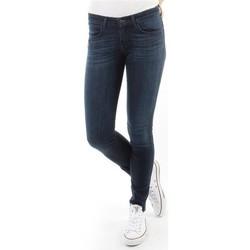 Abbigliamento Donna Jeans skynny Wrangler Spodnie Damskie CORYNN BLUE SHELTER W25FU466N blue