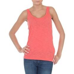 Abbigliamento Donna Top / T-shirt senza maniche Wrangler Essential Tanks W7244GRHJ pink