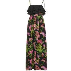 Abbigliamento Donna Abiti lunghi Morgan RASSIM Nero / Verde