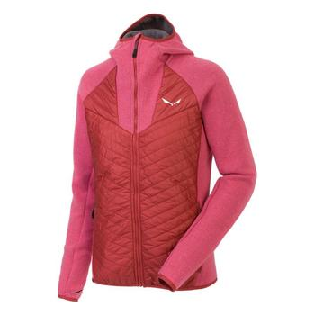 Abbigliamento Donna Felpe in pile Salewa Bluza  Fanes PL/TW W Jacket 25984-6336 pink