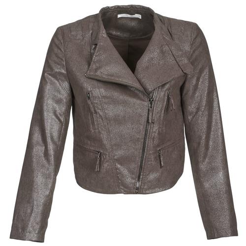 See U Soon CANDICE Marronee - Consegna gratuita gratuita gratuita   Spartoo    - Abbigliamento Giacche   Blazer donna 44,50 e28
