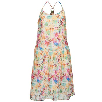 Abbigliamento Donna Abiti corti See U Soon CAROLINE Multicolore