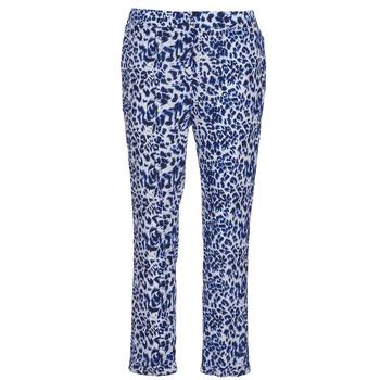 Abbigliamento Donna Pantaloni morbidi / Pantaloni alla zuava See U Soon CLARA Blu / Nero