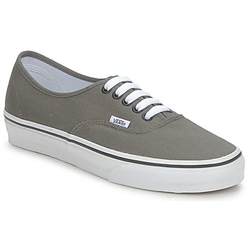 Scarpe Sneakers basse Vans AUTHENTIC Grigio