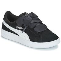 Scarpe Unisex bambino Sneakers basse Puma SMASH V2 RIB PS Nero