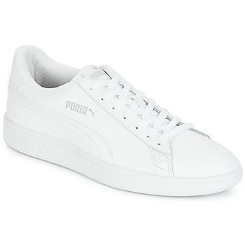 Scarpe Uomo Sneakers basse Puma PUMA SMASH V2 L Bianco