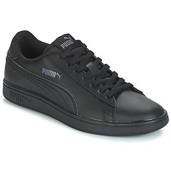 Scarpe Uomo Sneakers basse Puma SMASH Nero