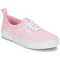 Scarpe Bambina Sneakers basse Vans UY AUTHENTIC Rosa
