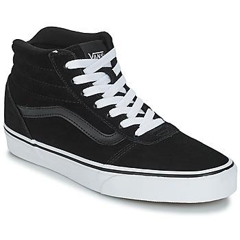 Scarpe Unisex bambino Sneakers basse Vans VWM WARD HI Nero