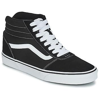 Scarpe Unisex bambino Sneakers basse Vans V MN WARD H Nero