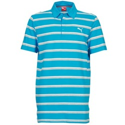 Polo maniche corte Puma FUN STRIPE PIQUE POLO
