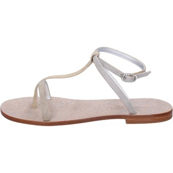 Scarpe Donna Sandali Eddy Daniele sandali beige camoscio aw296 beige