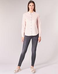 Abbigliamento Donna Pantaloni 5 tasche Maison Scotch LA BOHEMIENNE Nero