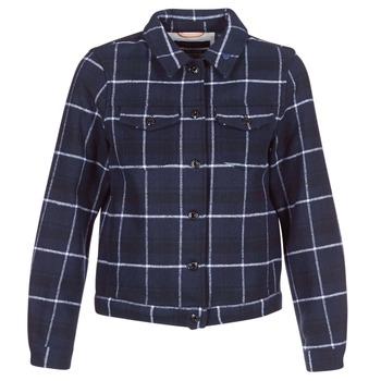Abbigliamento Donna Giacche / Blazer Maison Scotch VELERIANS Marine