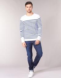 Abbigliamento Uomo Jeans dritti Scotch & Soda RALSTON Blu / Scuro