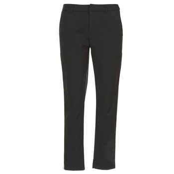 Abbigliamento Donna Pantalone Cargo Maison Scotch ZERATRE Nero / Bianco