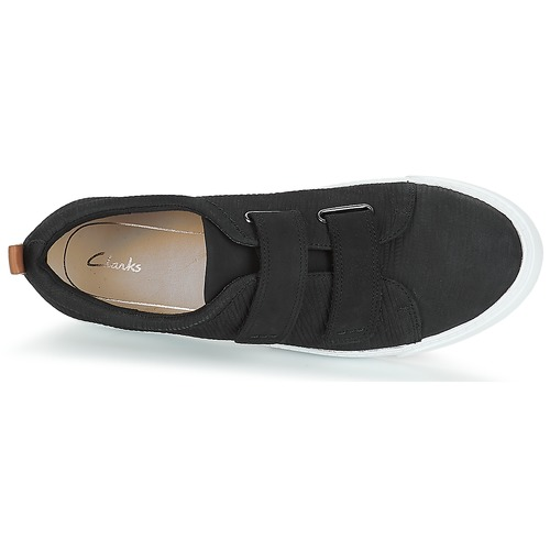 Clarks Glove Daisy Black / Combi  basse Scarpe Sneakers basse  Donna 64 bcfc95
