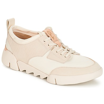 Scarpe Donna Sneakers basse Clarks Tri Spirit White / Combi