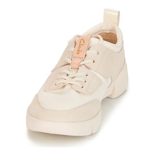 Clarks Tri Spirit White / Combi - Consegna gratuita  Scarpe Sneakers basse Donna 8800