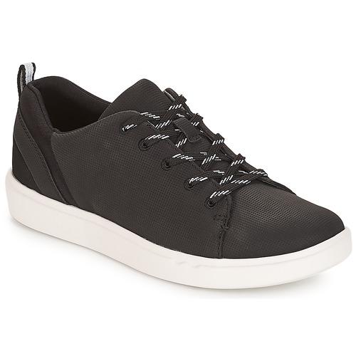 Clarks Step Verve Black  Scarpe Sneakers basse Donna 48