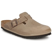 Scarpe Zoccoli Birkenstock BOSTON PREMIUM Marrone