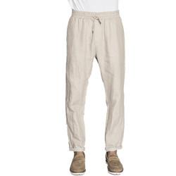 Abbigliamento Uomo Pantaloni morbidi / Pantaloni alla zuava Gaudi 811FU25006 810091-02-UNICA - p  Beige