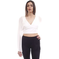 Abbigliamento Donna Top / Blusa Fracomina FR18SM026        108-UNICA-S T  Beige