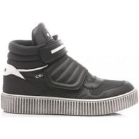 Scarpe Unisex bambino Sneakers alte Ciao Sneakers Alta Bambini Nero 8829 nero