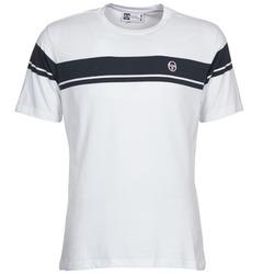 Abbigliamento Uomo T-shirt maniche corte Sergio Tacchini YOUNG LINE Bianco
