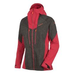 Abbigliamento Donna giacca a vento Salewa Kurtka  Sesvenna WO/DST JKT 25230-0911 red