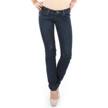 Abbigliamento Donna Jeans dritti Lee Lynn L340AGNA black