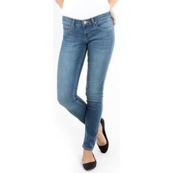 Abbigliamento Donna Jeans skynny Lee Spodnie Damskie  357SVIX Lynn  Skinny blue