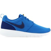 Scarpe Sneakers basse Nike Roshe One GS 599728-417 blue