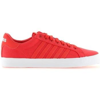Scarpe Donna Sneakers basse K-Swiss Women's Belmont SO T Sherbet 93739-645-M red