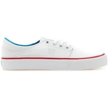 Scarpe Donna Sneakers basse DC Shoes DC Trease TX ADJS300078-WUR white