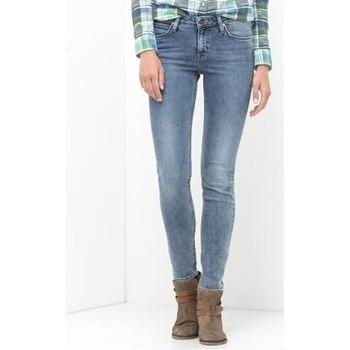 Abbigliamento Donna Jeans skynny Lee Scarlett Skinny L526WMUX blue