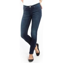 Abbigliamento Donna Jeans skynny Lee Scarlett Skinny Pitch Royal L526WQSO granatowy