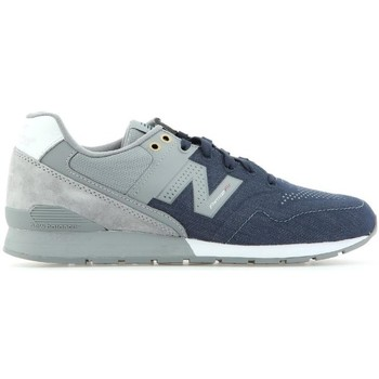 Scarpe Uomo Sneakers basse New Balance MRL996FT grey