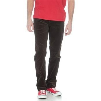 Abbigliamento Uomo Jeans dritti Wrangler Texas Stretch W12198160 black