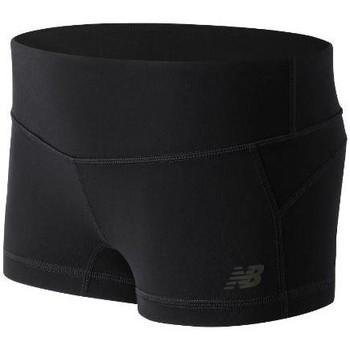 Abbigliamento Donna Shorts / Bermuda New Balance WS53106BK black