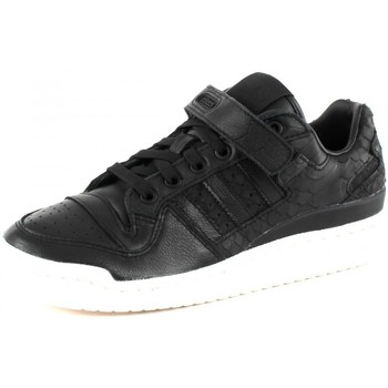 Scarpe Sneakers basse adidas Originals Forum Low Noir