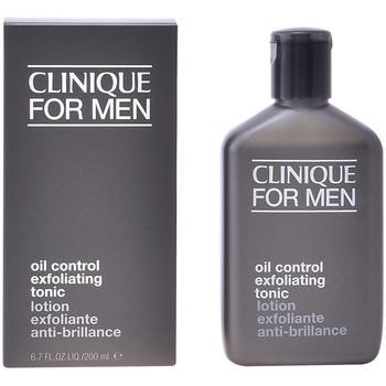 Bellezza Uomo Detergenti e struccanti Clinique Men Oil Control Exfoliating Tonic  200 ml