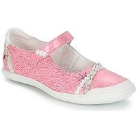 Scarpe Bambina Ballerine GBB MARION VTE ROSE-BLANC DPF/ZARA