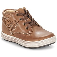 Scarpe Bambino Sneakers alte GBB NINO Marrone