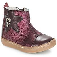 Scarpe Bambina Sneakers basse GBB LIAT Bordo