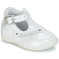 Scarpe Bambina Sneakers basse GBB PASCALE Bianco