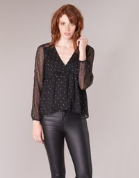 Abbigliamento Donna Top / Blusa Betty London JENASQUE Nero