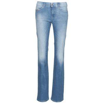 Abbigliamento Donna Jeans bootcut Diesel BOOTZE Blu