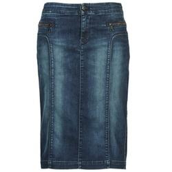 Abbigliamento Donna Gonne Diesel DE-TRENKER Blu